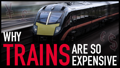 Why Trains Are So Expensive Thumbnail